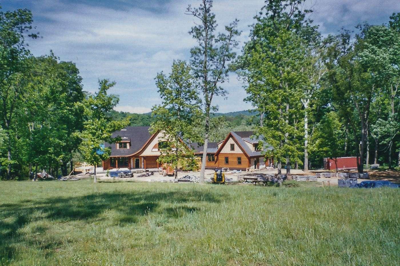 Potomac Lodge Approach