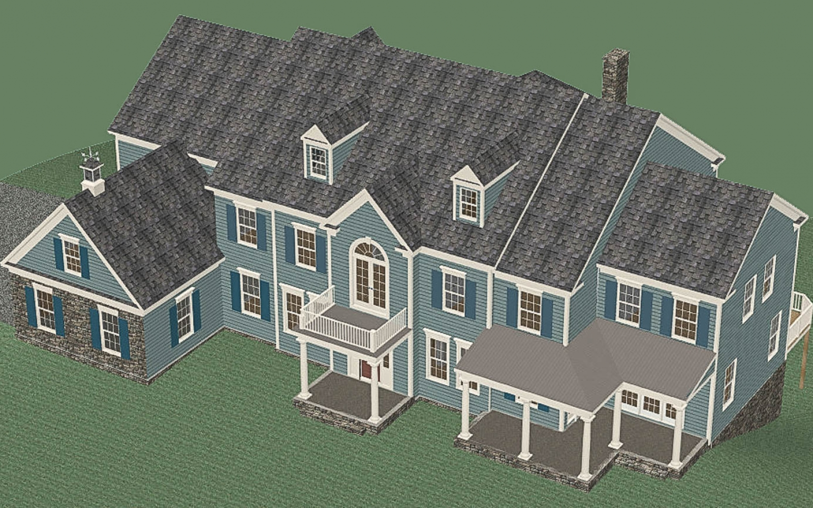 Sweetbriar Residence Overview