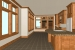 Potomac Lodge Kitchen