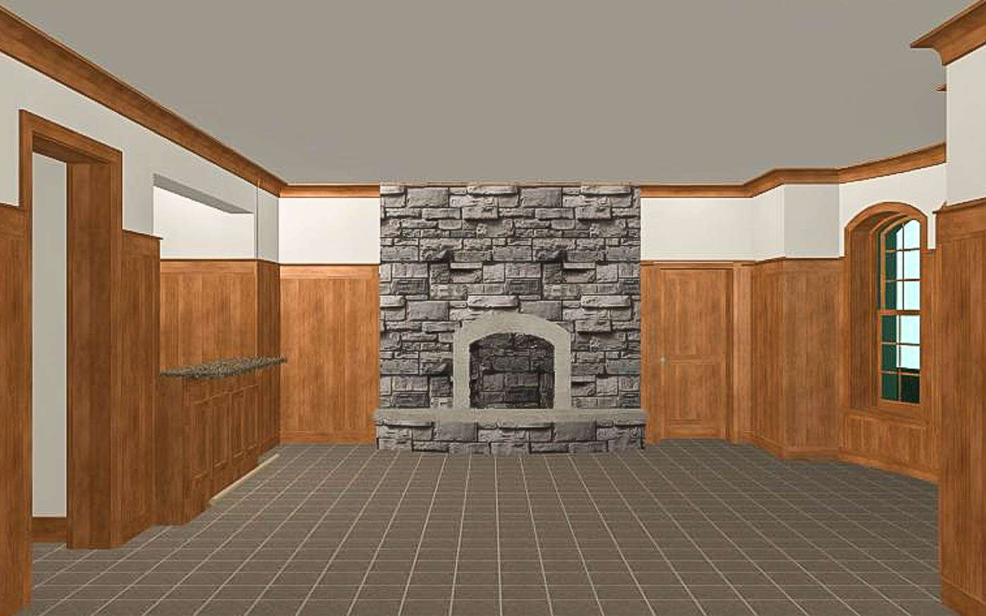 Potomac Lodge Terrace Room 1