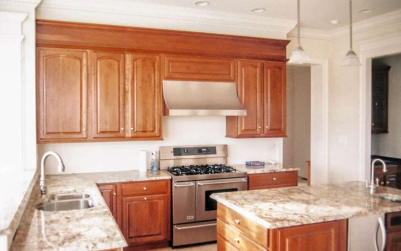 Engle Switch Residence Kitchen 1