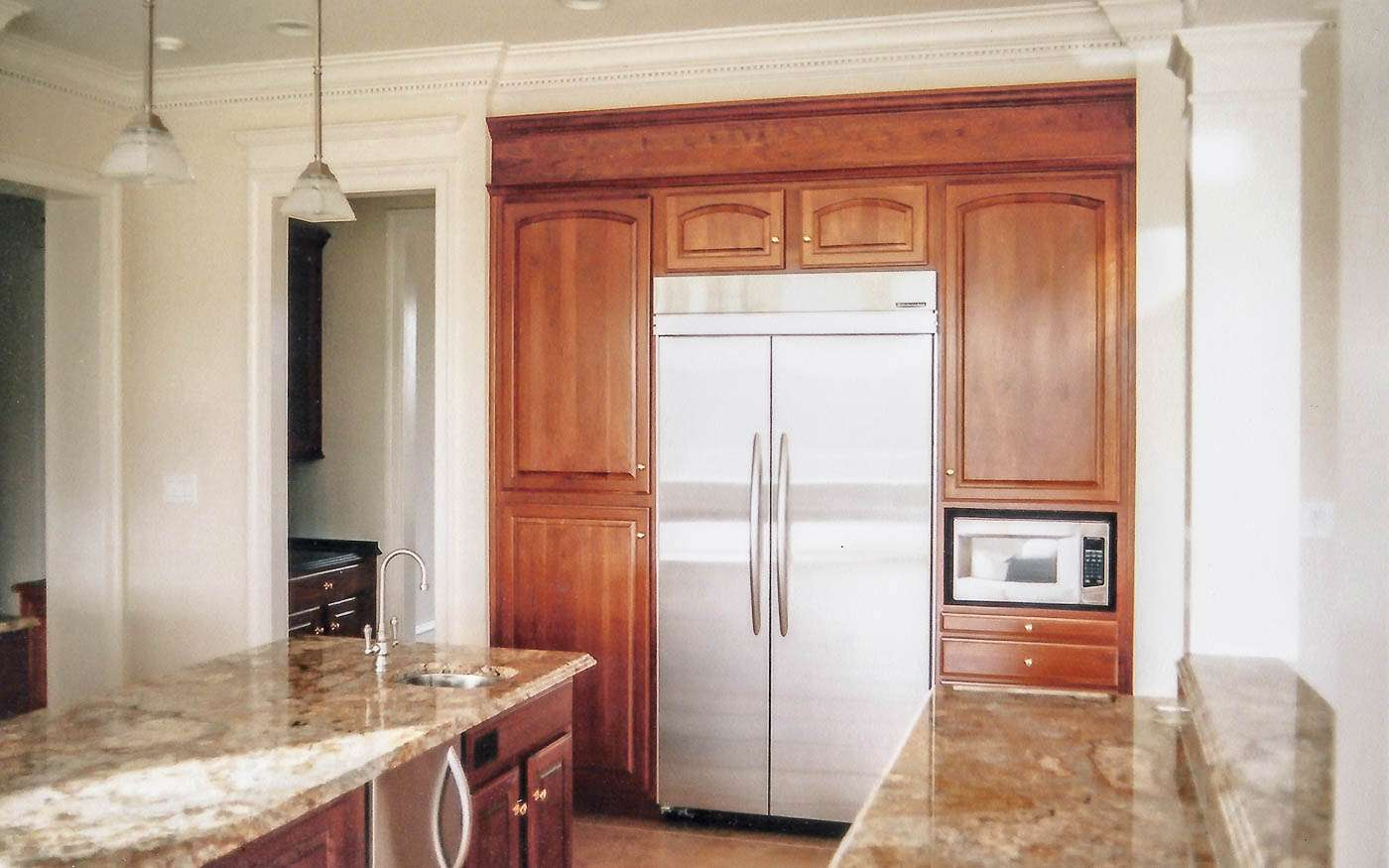 Engle Switch Residence Kitchen 2