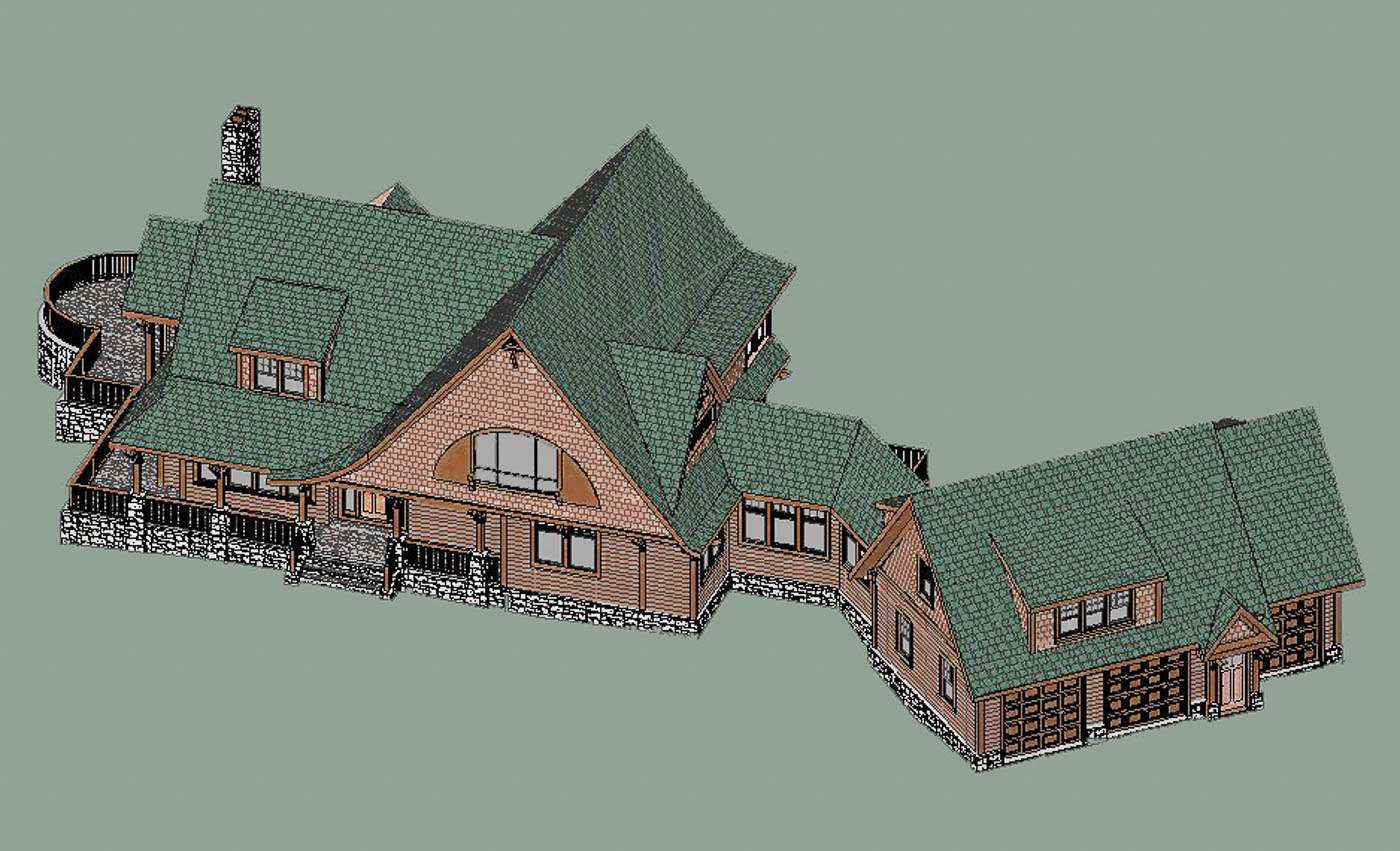Potomac Lodge Overview 1