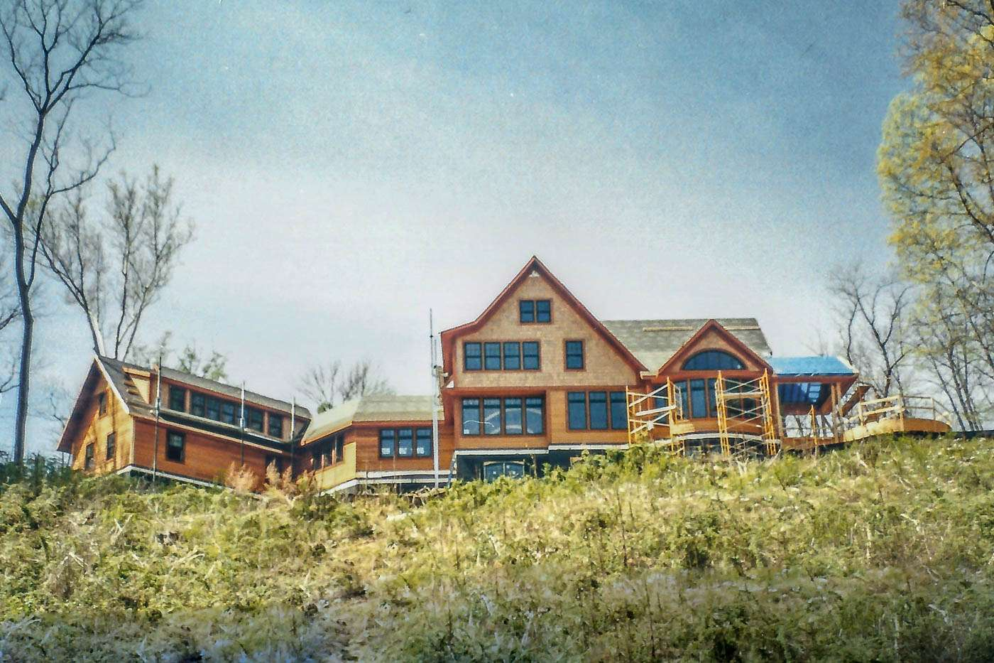 Potomac Lodge Construction 10