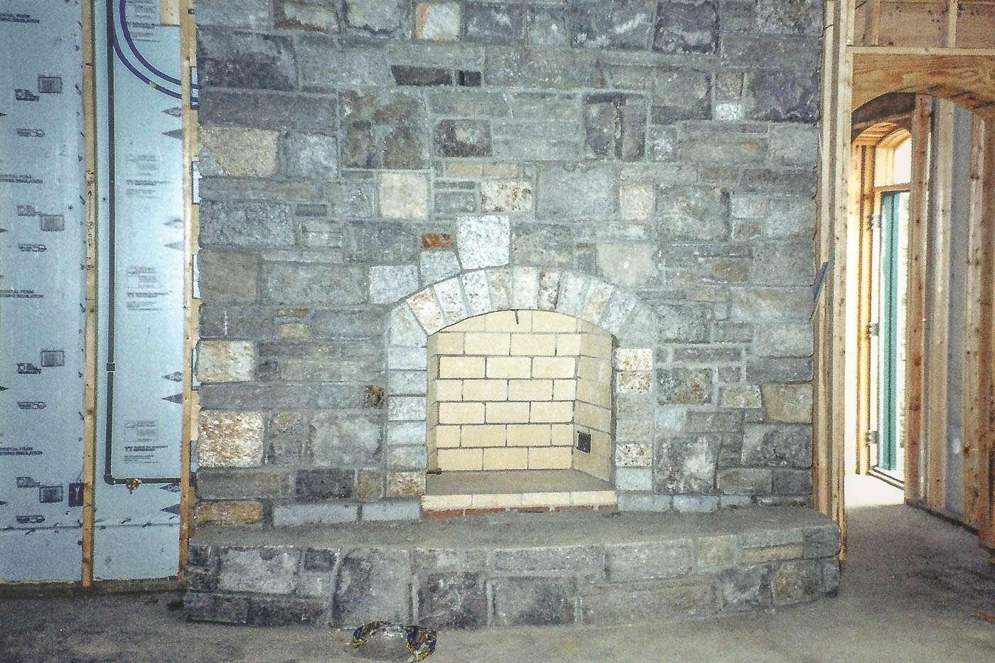 Potomac Lodge Construction 19