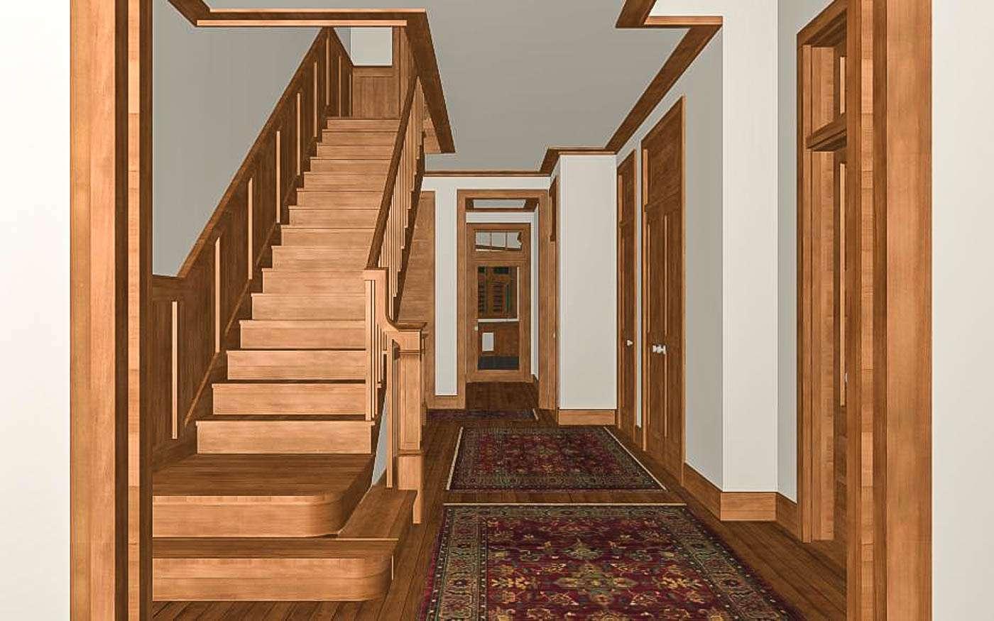Potomac Lodge Foyer
