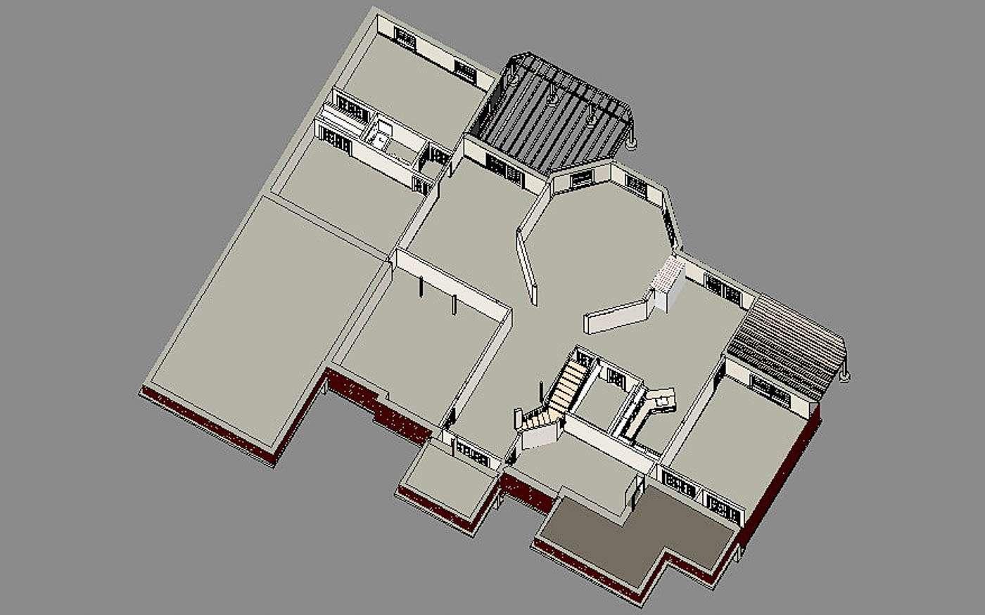 Sweetbriar Residence Lower Floor