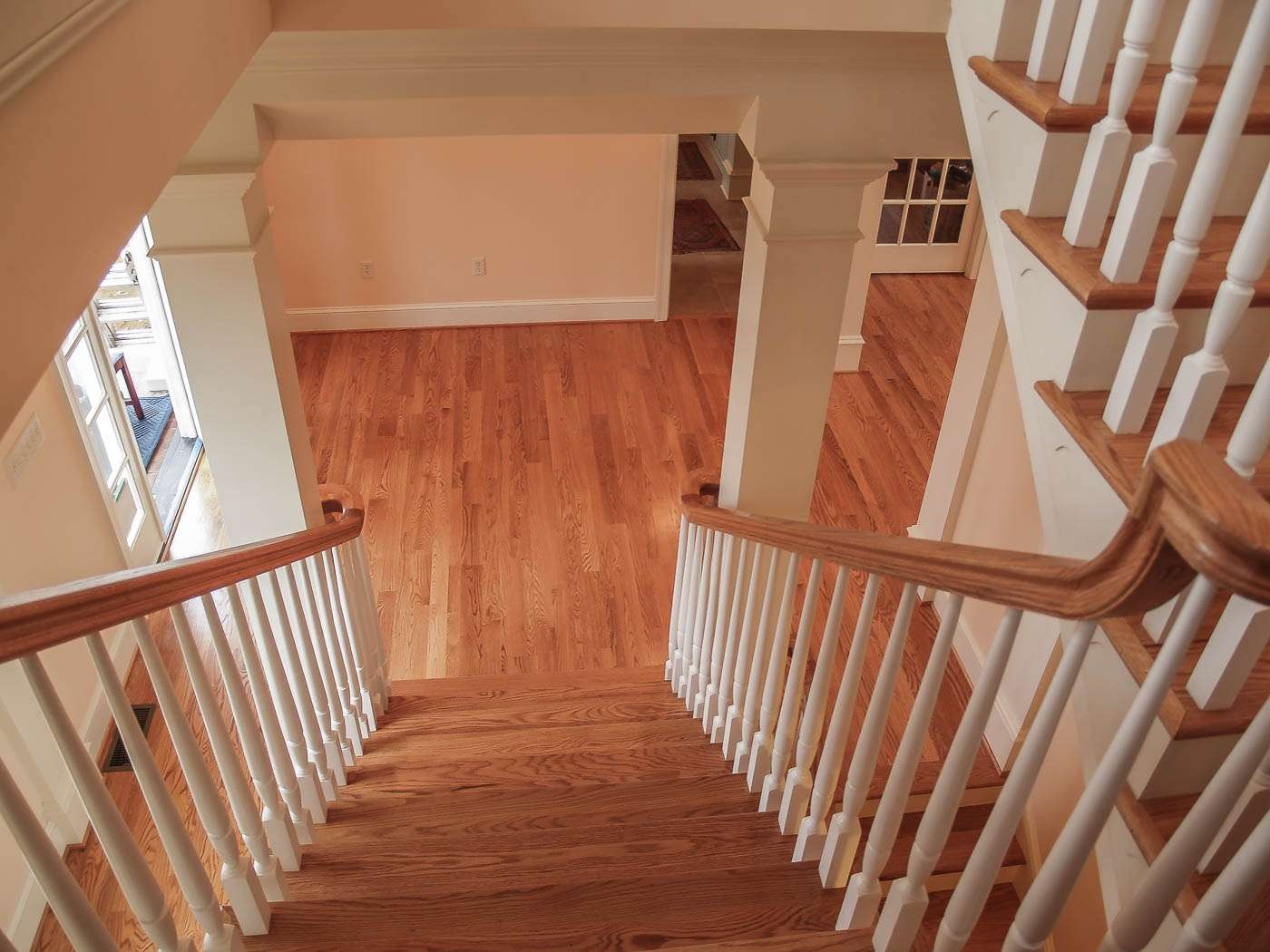 Green Hill Manor Stair 1