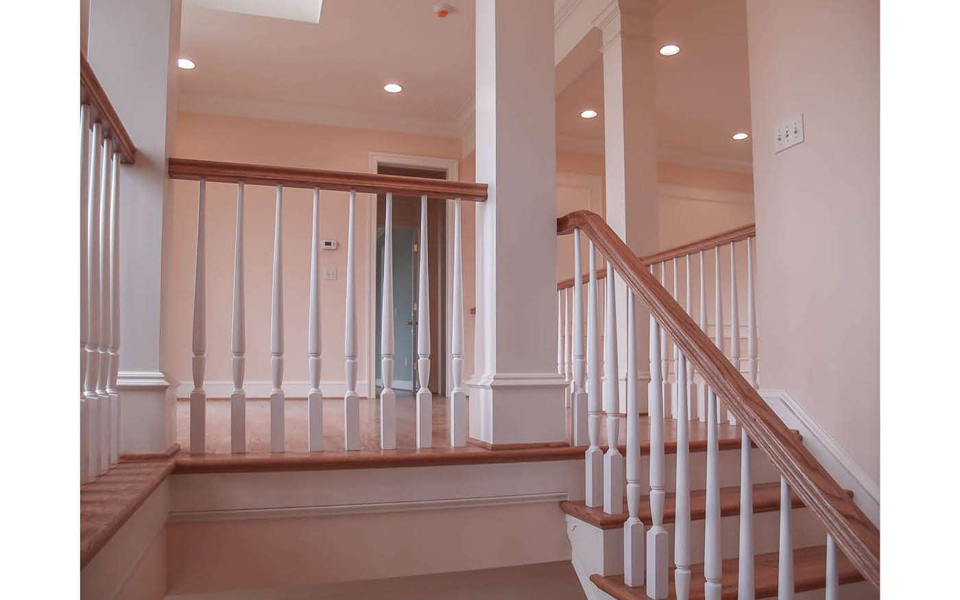 Green Hill Manor Stair 2