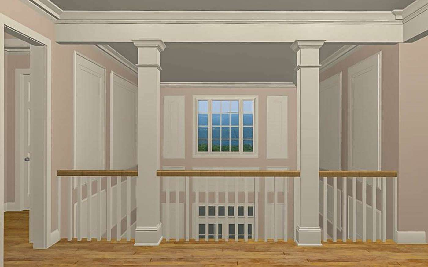 Green Hill Manor Mezzanine to Dining 2