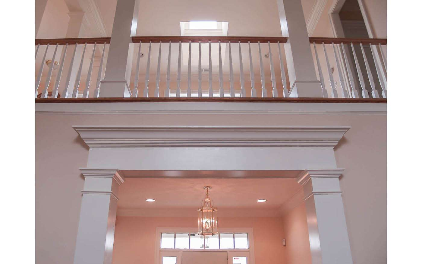 Green Hill Manor Dining to Mezzanine 1