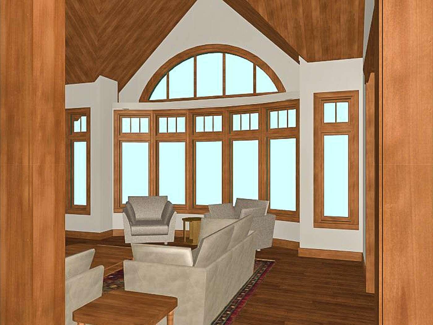 Potomac Lodge Interior 1