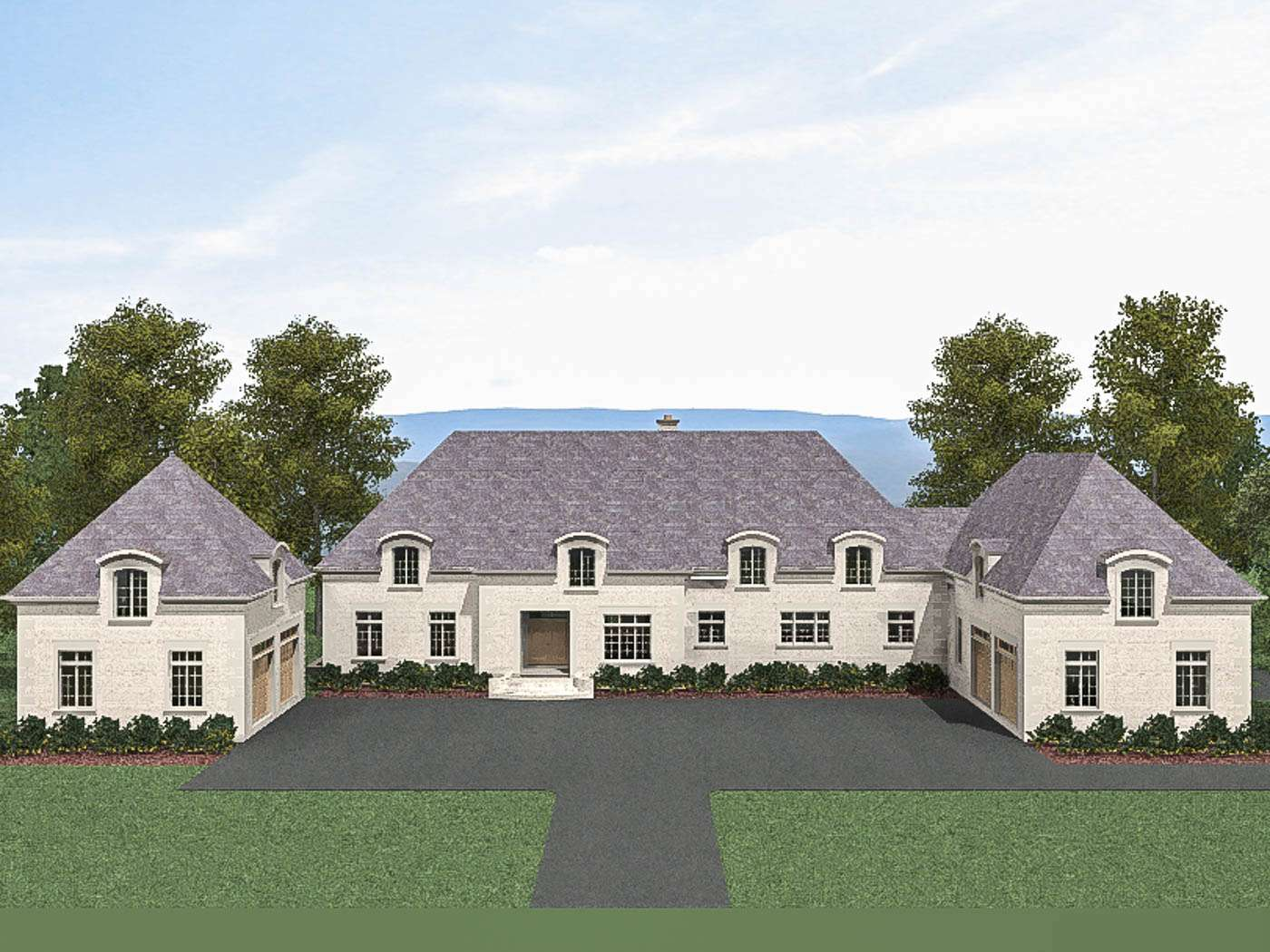 Green Hill Manor Version 1 Exterior 1