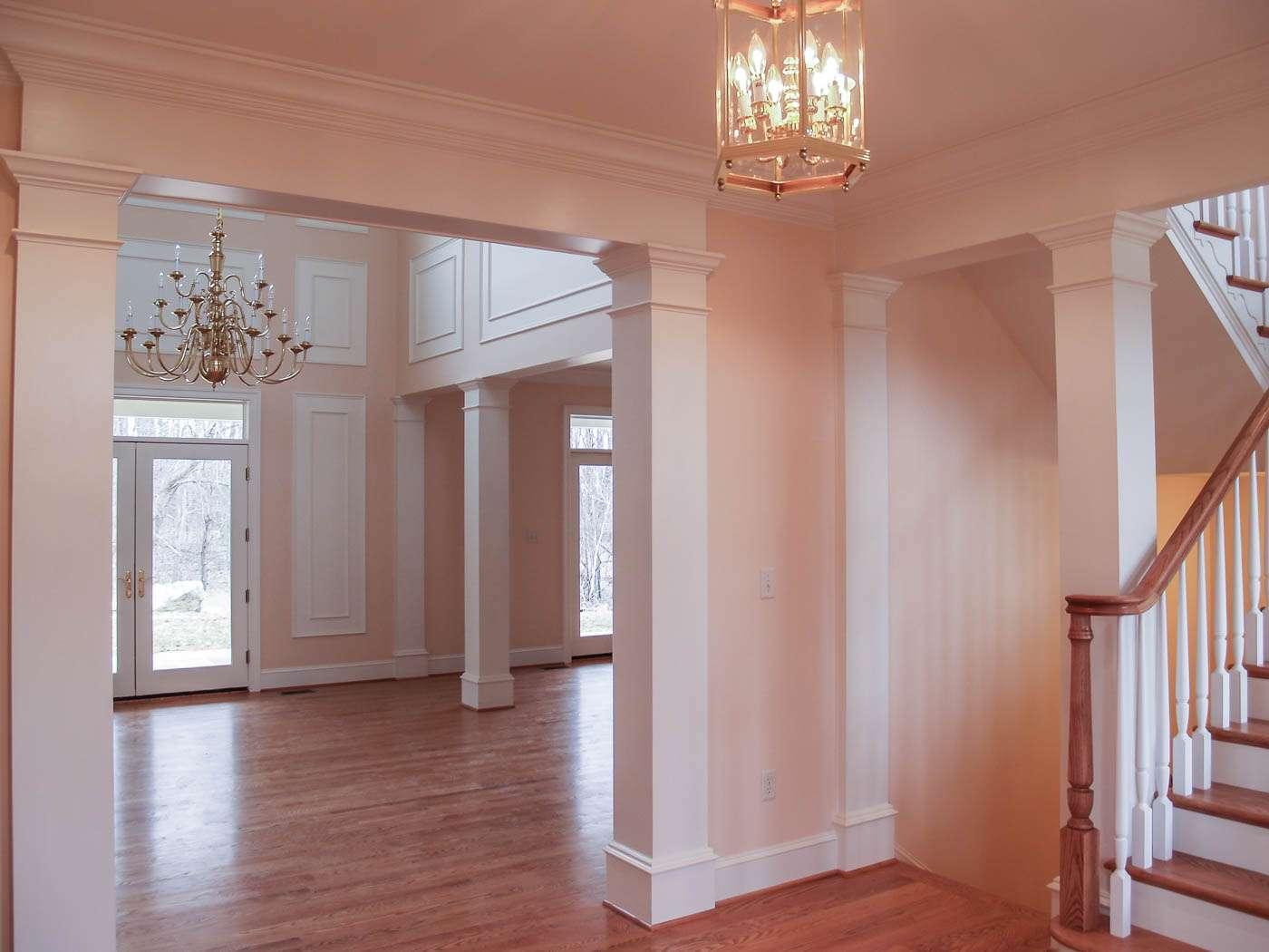 Green Hill Manor Interior 2