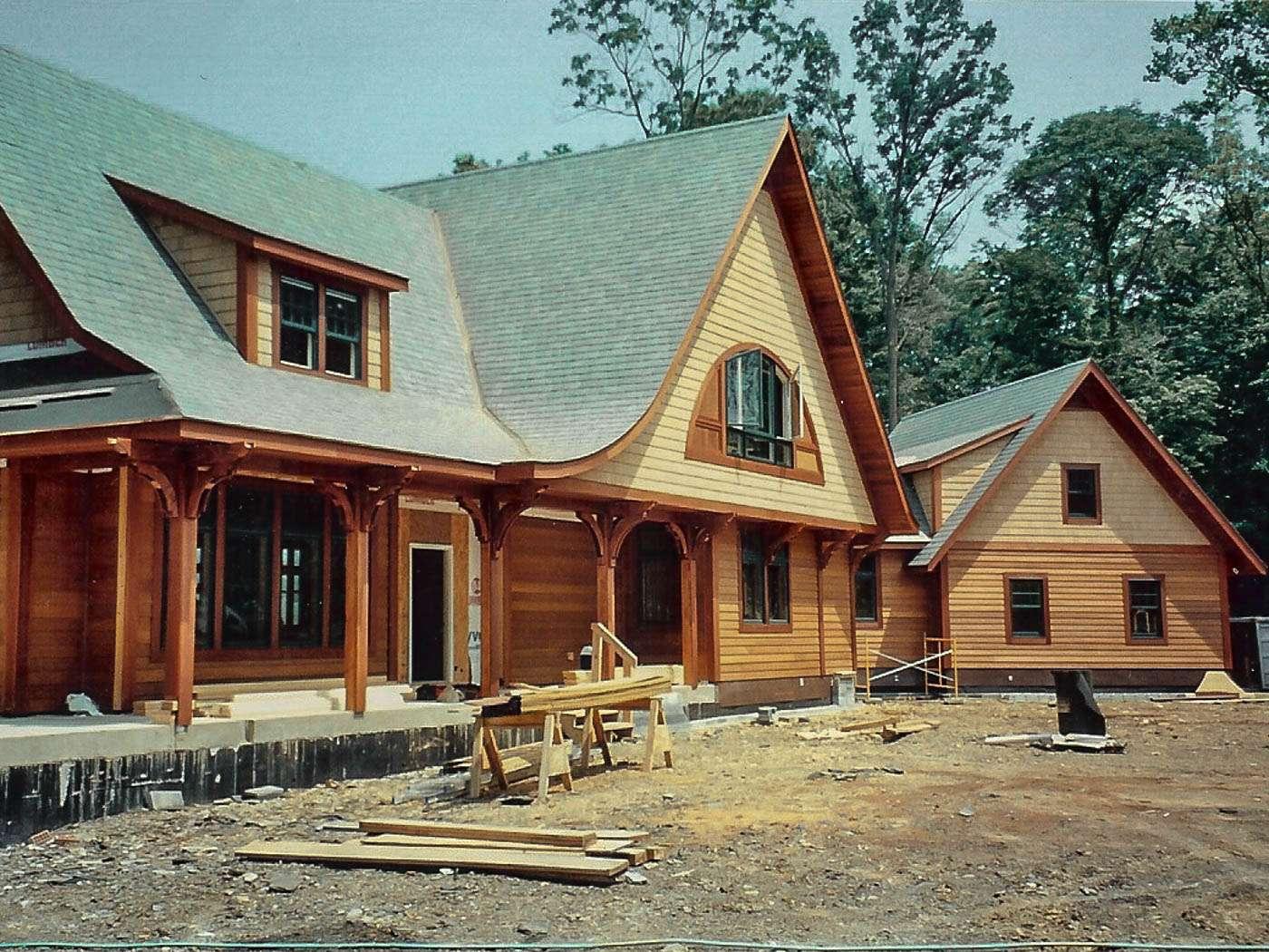 Potomac Lodge Exterior 1