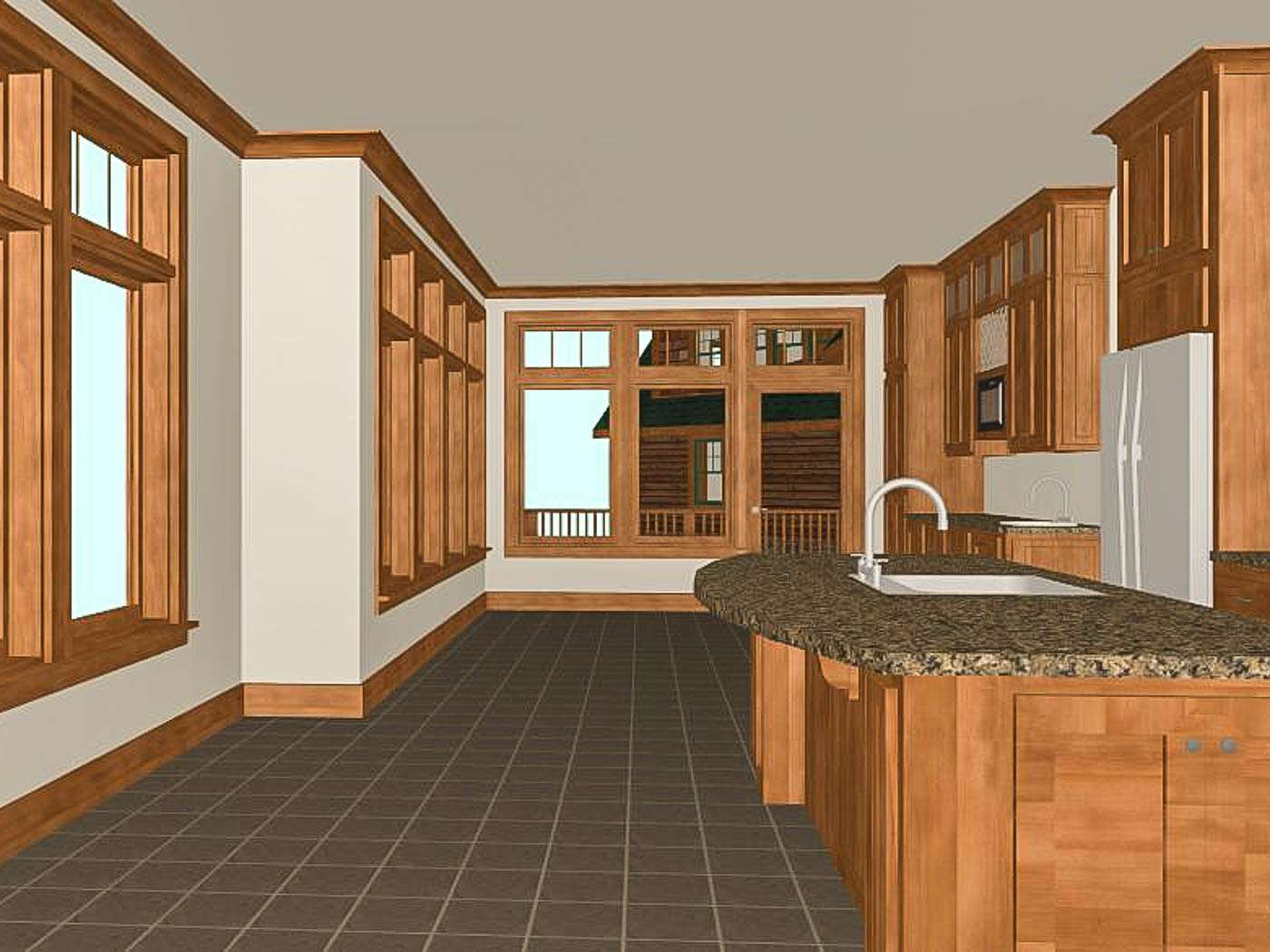 Potomac Lodge Interior 2