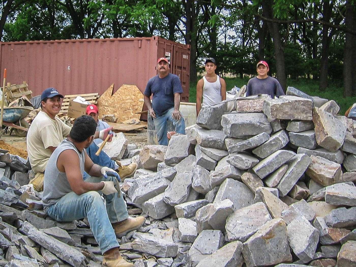 Shenandoah Stone Cottage Masons 1